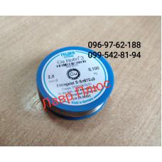 Припій м'який мідний 100 гр. 2 мм. FELDER Cu-Rotin®3