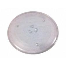 Тарілка 255 мм під куплер (грибочок). для мікрохвильової печі