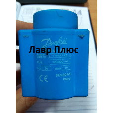 Котушка Danfoss для соленоїдного клапана PKVD 018F6176 (220/230В)