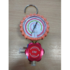 Колектор заправний 1-вентильний CT-468 H R22/R134/R410/R404