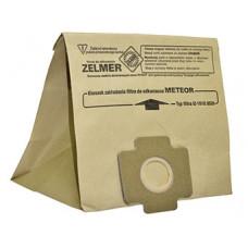 Комплект одноразових мішків для пилососа Zelmer код: 1010.0130 +2 фільтра для пилососа