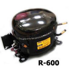 Компресор ACC / SECOP / HVY 75 AA Споживана потужність 126 Вт Хладагент R-600a(Ізобутан)