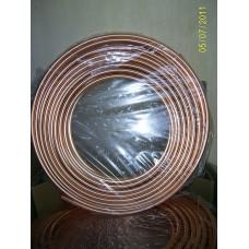 Труба мідна 1/2 (12,7 / 0,81 мм) Majdanpek, бухти 25 м