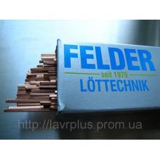 Припій мідно-фосфорний FELDER Cu-Rophos 94 (500mm*2.0 мм) Німеччина, ціна за 1 шт (пруток)