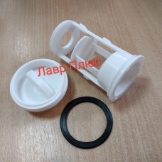 Кришка насоса (фільтр) 50290260004 Electrolux Zanussi AEG Original для пральної машини