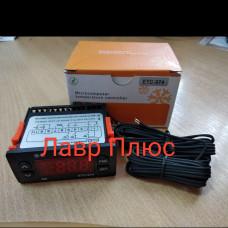 Контролер температури ETC-974 (повний аналог ID-974, 2 датчика)