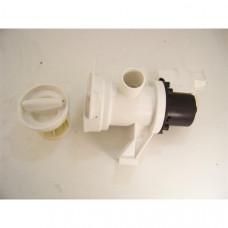 Насос (помпа) для пральних машин Whirlpool з мікро фішкою харчування 481236018577