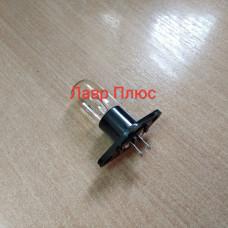 Лампочка 220V 20W з кріпленням (Китай) для мікрохвильової печі