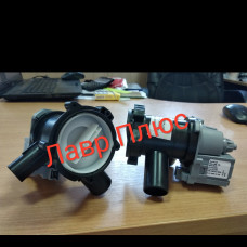 Насос (помпа) Max Bosch з корпусом (не оригінал) 144978 (141874 , 141896), М221 Askol для пральних машин