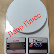 Кухонні ваги SF 400 до 10 кг з тарокомпенсацией