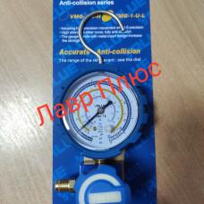 Манометричний колектор одновентильный VMG1-U-L Value R-22 R-134 R-404 R-407