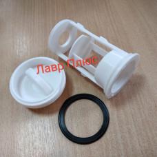 Кришка насоса (фільтр) 50290260004 Electrolux Zanussi AEG Не ориг для пральної машини