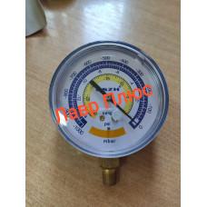 Вакуумметр WK-18VG механічний діаметр 80мм 00542
