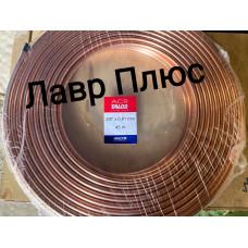Труба мідна 3/8 (9,53 / 0,81 мм) ( Греція), бухта 45 м.