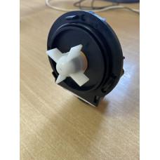 Насос (помпа) для пральних машин на 3 саморіза (типу Plaset) фішка спарена ззаду 91941771 C00283277