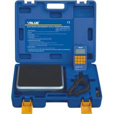 Електронні ваги для заправки фреону VES-100A (до 100/кг) (для фреону)
