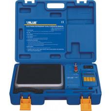 Заправні ваги електронні (для фреону) VES-100B (до 100/кг)