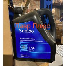 Масло компресорне Suniso 3GS (Бельгія)