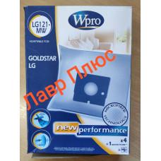 Мішок для пилососа одноразовий Wpro 480181700547 для пилососа