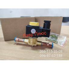"""Соленоїдний вентиль HLF64-4S 1/2"""" (пайка) (Китай)"""