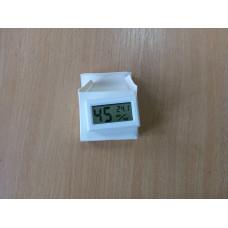 Термометр-гігрометр електронний L563 білий (вбудовується) (-40...+70) КИТАЙ
