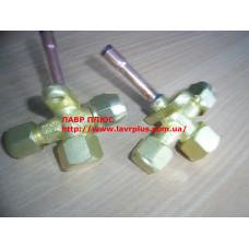 """Тристоронній вентиль (порт) для кондиціонерів 1/2"""" (12,70 мм)"""