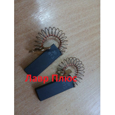 Щітка вугільна 5*12,5*36 клеяная, провід по центру з пружинкою ( CS CARBON BRUSHES)