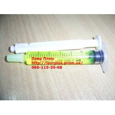 Рідина флуорисцентная для виявлення витоку фреону 2,5 мл