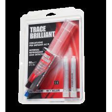 Флуоресцентна фарба Trace Brilliant картридж 60 мл TR1133.E.J9 c пластиковими адаптерами
