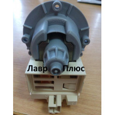 Насос (помпа) для пральних машин Askoll M114 / М278 на 3 саморіза зі спареною фішкою 00144488